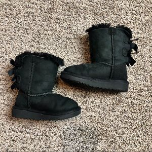 Girls Bailey Bow UGG Boots